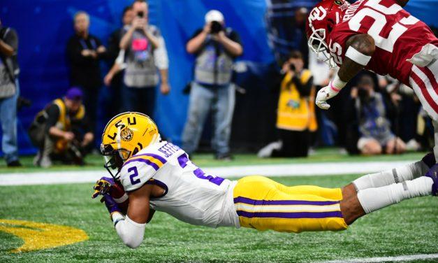 NFL Draft: Jefferson Selected by Minnesota Vikings