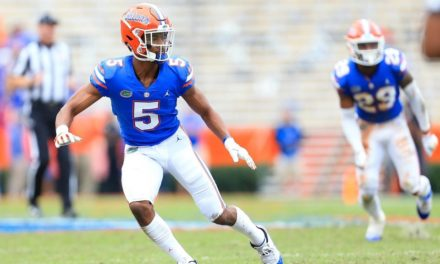 Florida CB Henderson Selected by Jaguars