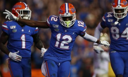 Florida WR Van Jefferson Goes to the Rams