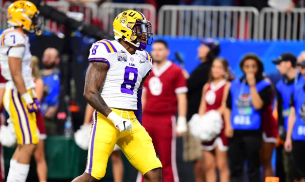 NFL Draft: LSU LB Queen Selected by Ravens