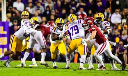 NFL Draft: LSU OG Cushenberry Selected by Broncos