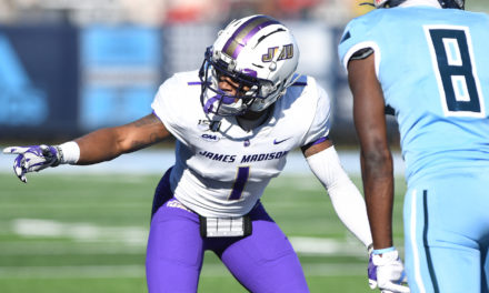 Robinson Hoping to Jump From James Madison to NFL