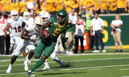 NFL Draft: Jets Select Baylor WR Denzel Mims