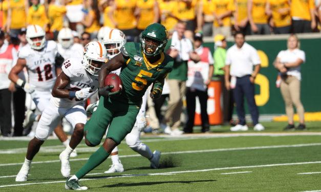 NFL Draft: Jets Select Baylor WR Denzel Mims