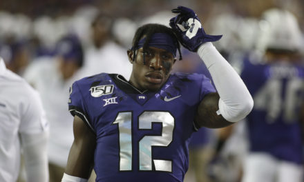 NFL Draft: TCU CB Jeff Gladney Selected by Minnesota Vikings
