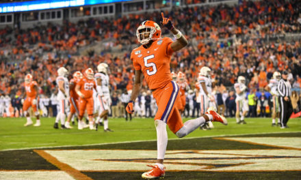 NFL Draft: Bengals Select Clemson WR Higgins