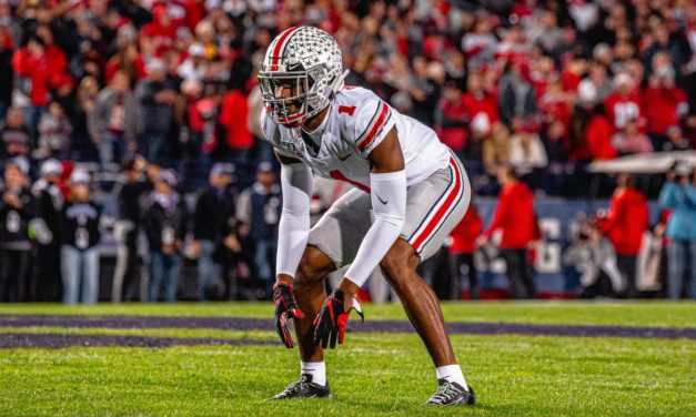 Jeff Okudah Drafted By The Detroit Lions