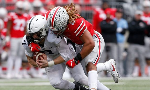 Chase Young Drafted by Washington Redskins
