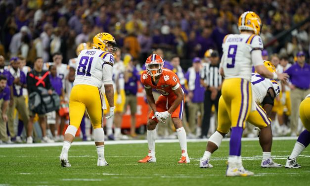 NFL Draft: The Falcons Take Terrell