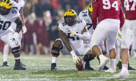 NFL Draft: Saints Select Michigan OL Cesar Ruiz