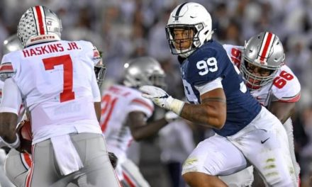 Carolina Panthers Select Penn State DE Gross-Matos