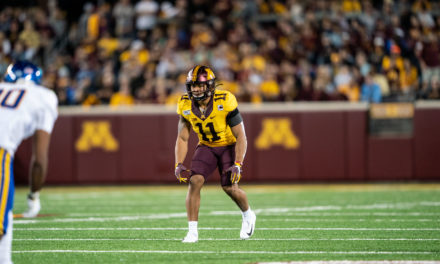 NFL Draft: Buccaneers Select Minnesota S Winfield Jr.