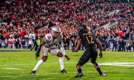 NFL Draft: Raiders Select Ohio State CB Damon Arnette