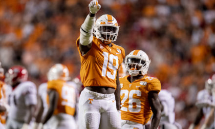 NFL Draft: Seahawks Select Tennessee DE Taylor