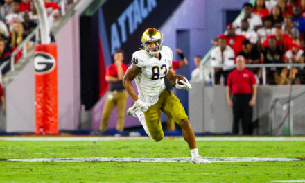 NFL Draft: Pittsburgh Steelers Select Chase Claypool
