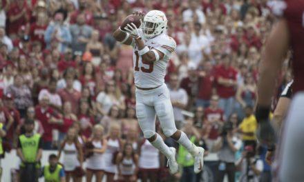 NFL Draft: Dolphins Select Texas S Brandon Jones