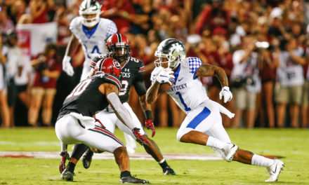 NFL Draft: Raiders Select Kentucky WR Lynn Bowden Jr.