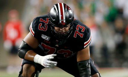 NFL Draft: Jonah Jackson goes to Lions