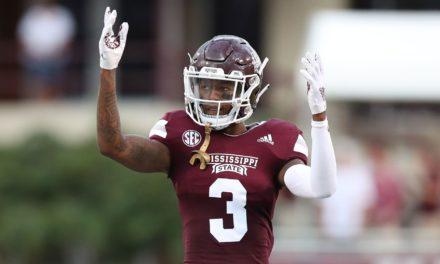NFL Draft: Vikings Select Mississippi State CB Dantzler