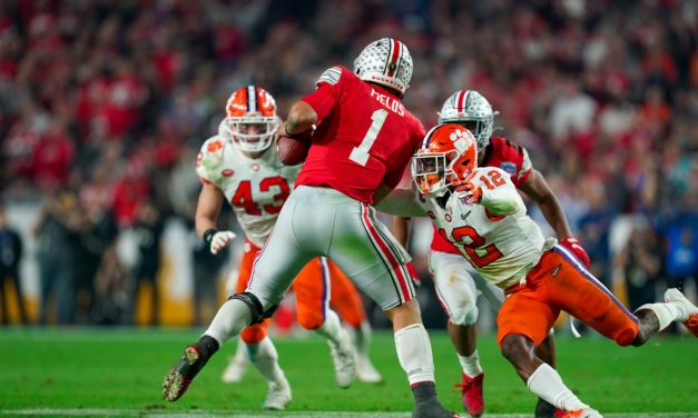 Column: Ohio State-Clemson is Must Win for Buckeyes, Big Ten