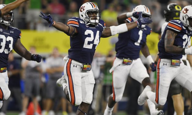 NFL Draft: Auburn S Thomas Heads to Duval