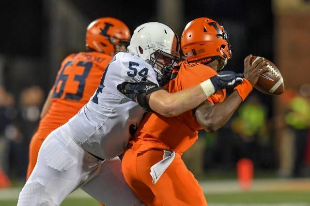 NFL Draft: Penn State's Windsor Selected By Colts