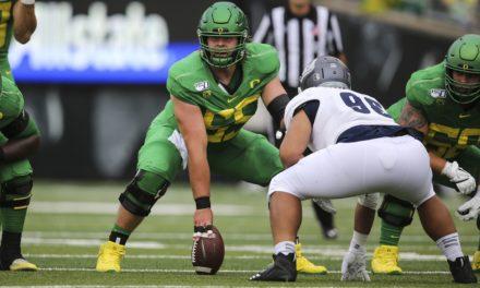 NFL Draft: Green Bay Packers Select Oregon OC Hanson