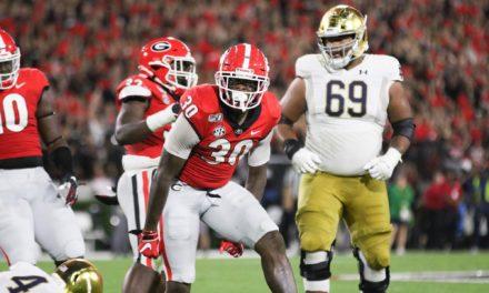 NFL Draft: Georgia LB Tae Crowder Is Mr. Irrelevant