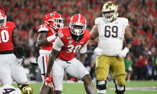 NFL Draft: Georgia LB Tae Crowder Is Mr. Irrelevant