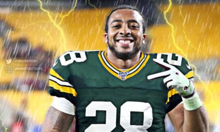 Envisioning The Dream Moment for Green Bay's Rookie Backfield in 2020