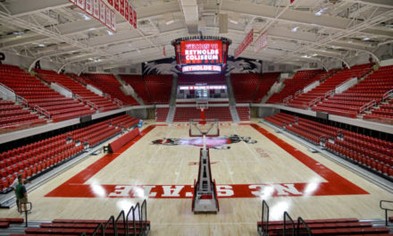 The Cathedral of Wolfpack Basketball