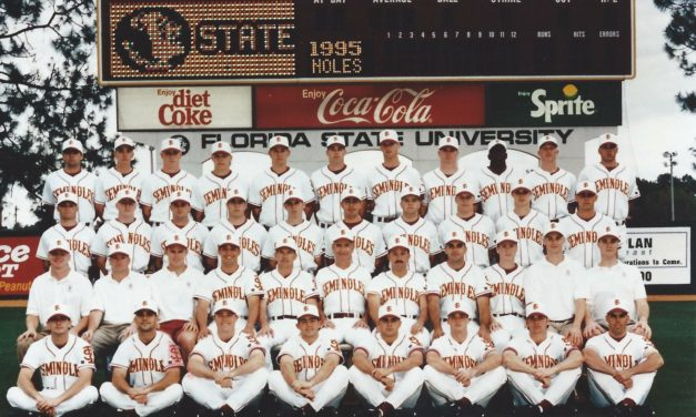 25-Year Nole Anniversary: FSU Blasts Clemson for First ACC Baseball Title