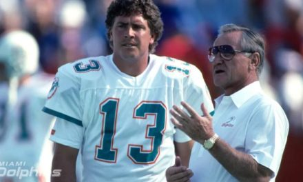 Remembering the Legendary Don Shula — Part V: The Marino Years
