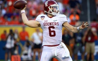 Top Five Quarterbacks In Oklahoma History
