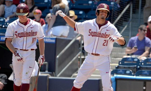 5-Year Nole Anniversary: FSU Baseball Tops NC State to Win 2015 ACC Championship