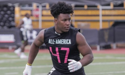 2021 Four-Star LB Jaydon Hood Chooses Michigan