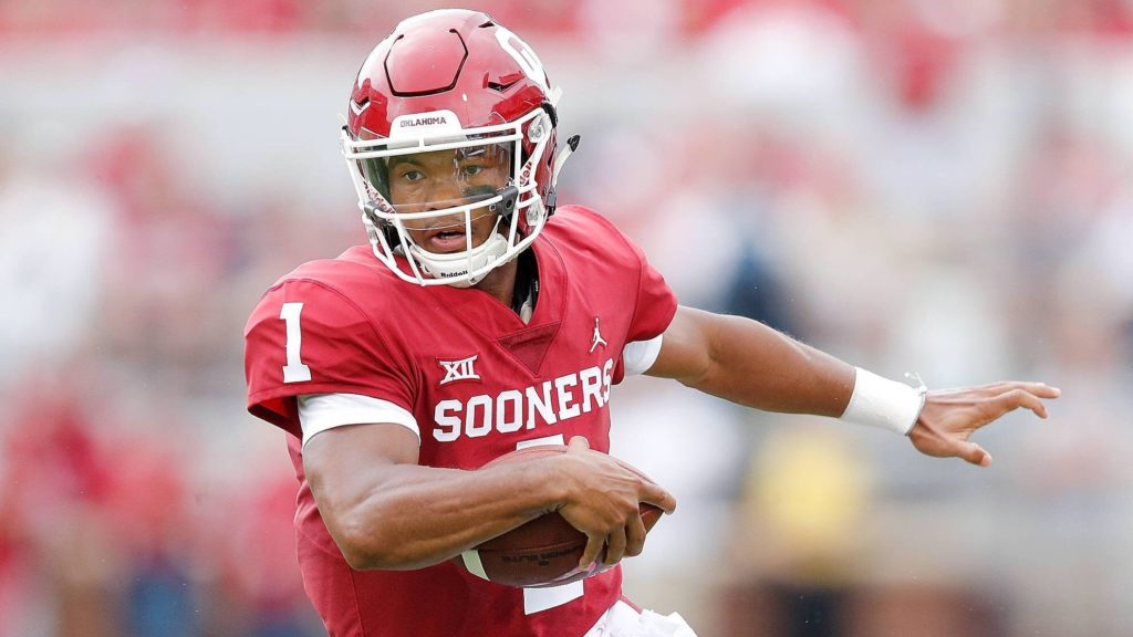 Kyler Murray at Oklahoma