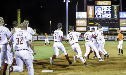 5-Year Nole Anniversary: Delph Delivers FSU with Walk-Off in Tallahassee Regional Opener
