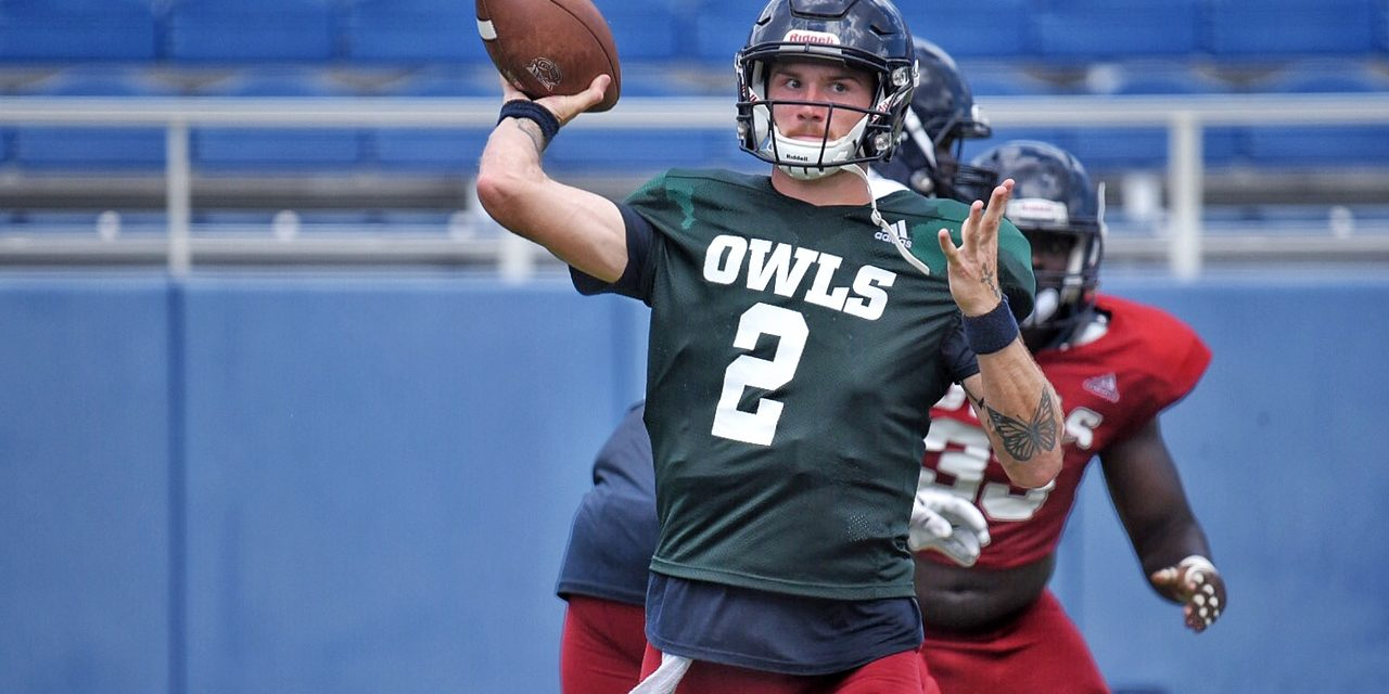 FAU Preseason Positional Preview: Quarterbacks