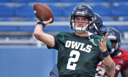 QB Chris Robison No Longer with FAU