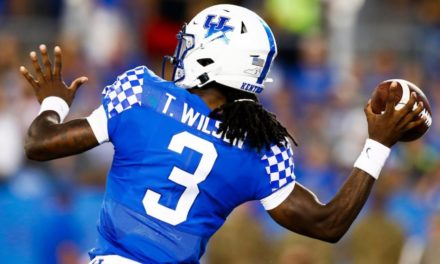 Q&A with Kentucky QB Terry Wilson: Route to Lexington, Overcoming Obstacles