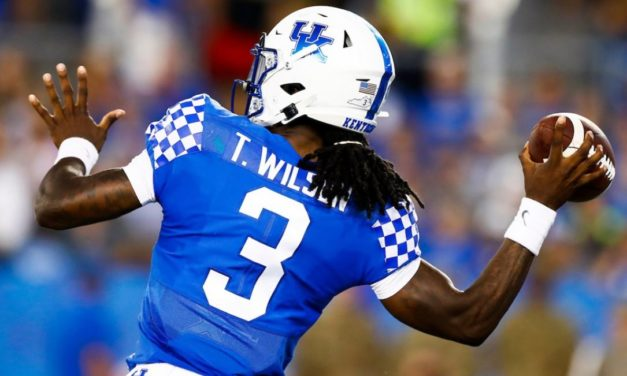 Can Kentucky's Terry Wilson Bounce Back?