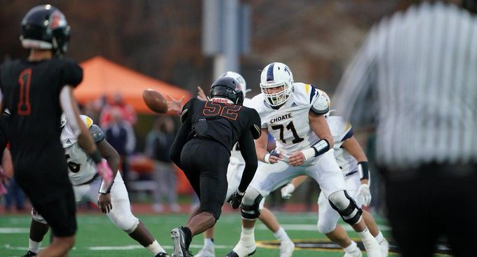 Meet Tristan Bounds: Newest Wolverine Offensive Tackle