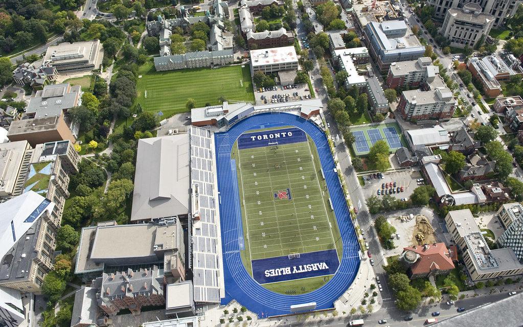 Big Ten Expansion Candidates: Part I — The University of Toronto