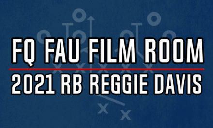 FAU Film Room: 2021 RB Commit Reggie Davis