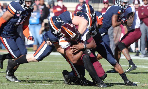 When Will Virginia Tech Play Virginia in 2020?