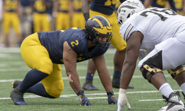College Football's Top 5 Defensive Lines for 2020: No. 5 — Michigan