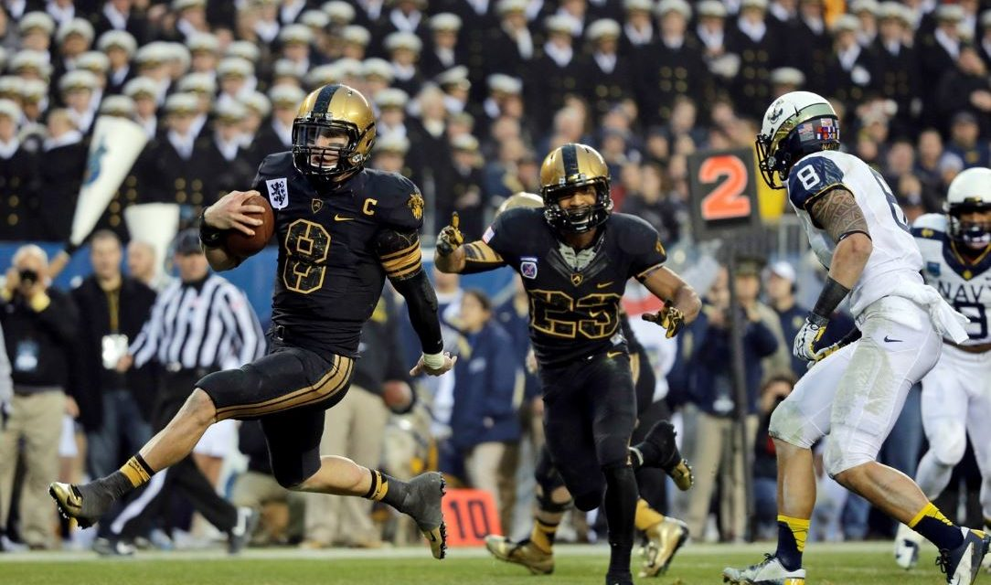 Flashback Friday: Army-Navy 2012 – Heartbreak on Lincoln Financial Way