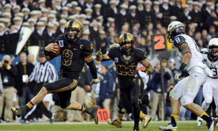 Flashback Friday: Army-Navy 2012 – Heartbreak on Lincoln Financial Way