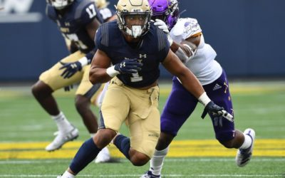 All Aboard! Navy LB Jacob Springer to Transfer to Ole Miss